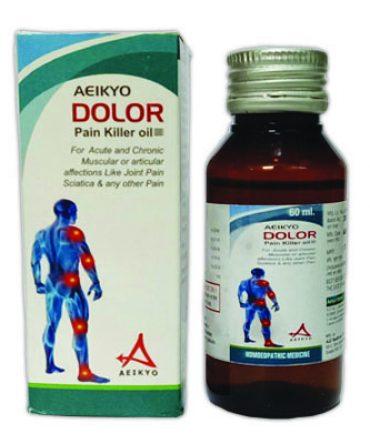 AEIKYO DOLOR ( Pain Killer Oil)